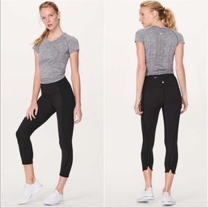"Lululemon On Your Mark Crop Leggings (23"")"